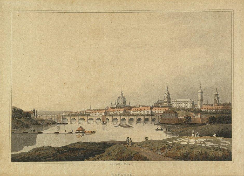 92: Dresden (Bowyer): Gesamtansicht