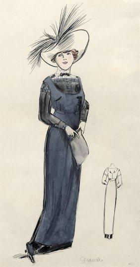 Modellkleider: F�r Damen
