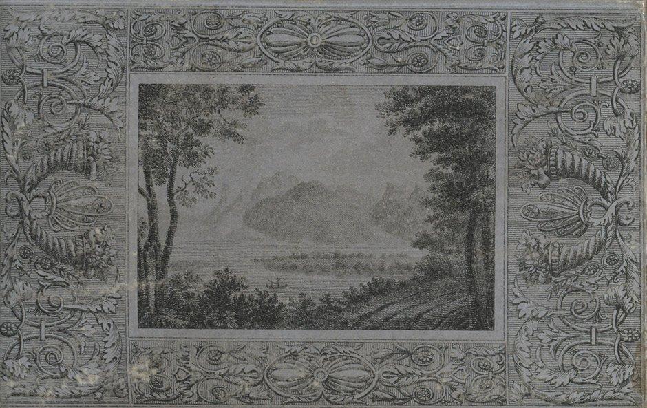 421: Malo, Charles: Le Simplon. Promenade pittoresque