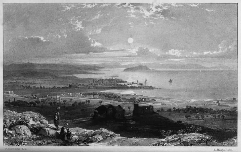 430: Pashley, Robert: Travels in Crete, 1837