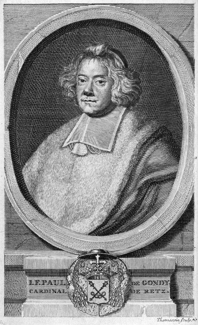 434: Retz, Jean François Paul de Gondi de: Mémoires, 17