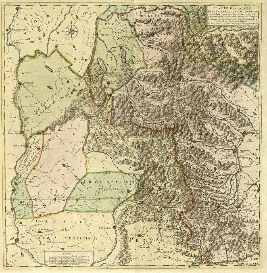 437: Saint-Simon, Max.-Henri de: Histoire de la guerre