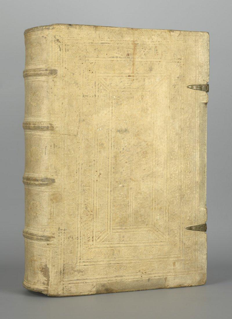 688: Erasmus Roterodamus, Des.: Adagiorum chilliades. F
