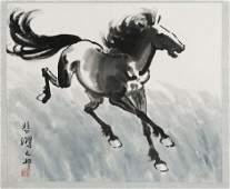 978: Chinesische Holzschnittb�cher: 2 Leporellos. 1958-