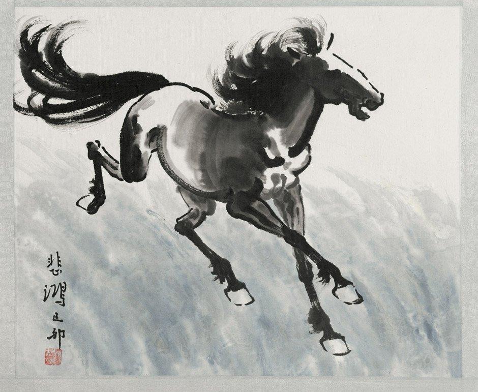978: Chinesische Holzschnittbücher: 2 Leporellos. 1958-