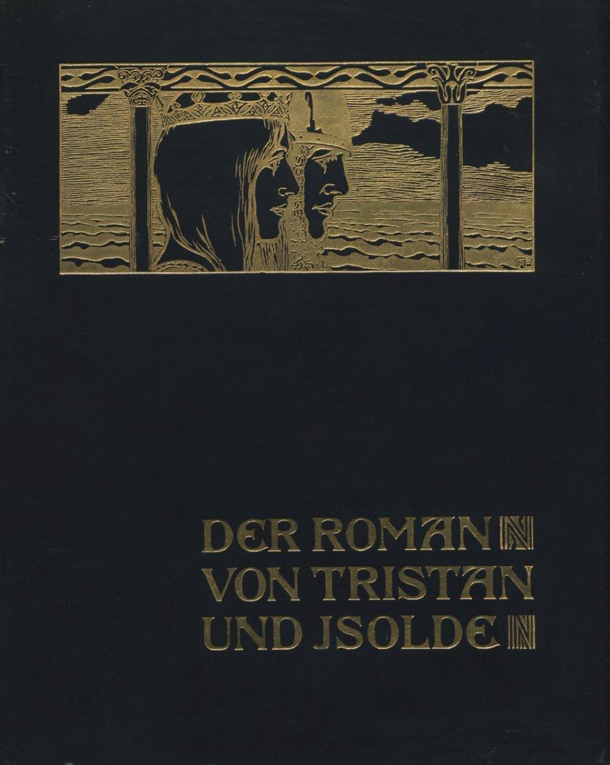 2245: Bedier, Joseph: Der Roman von Tristan und Isolde