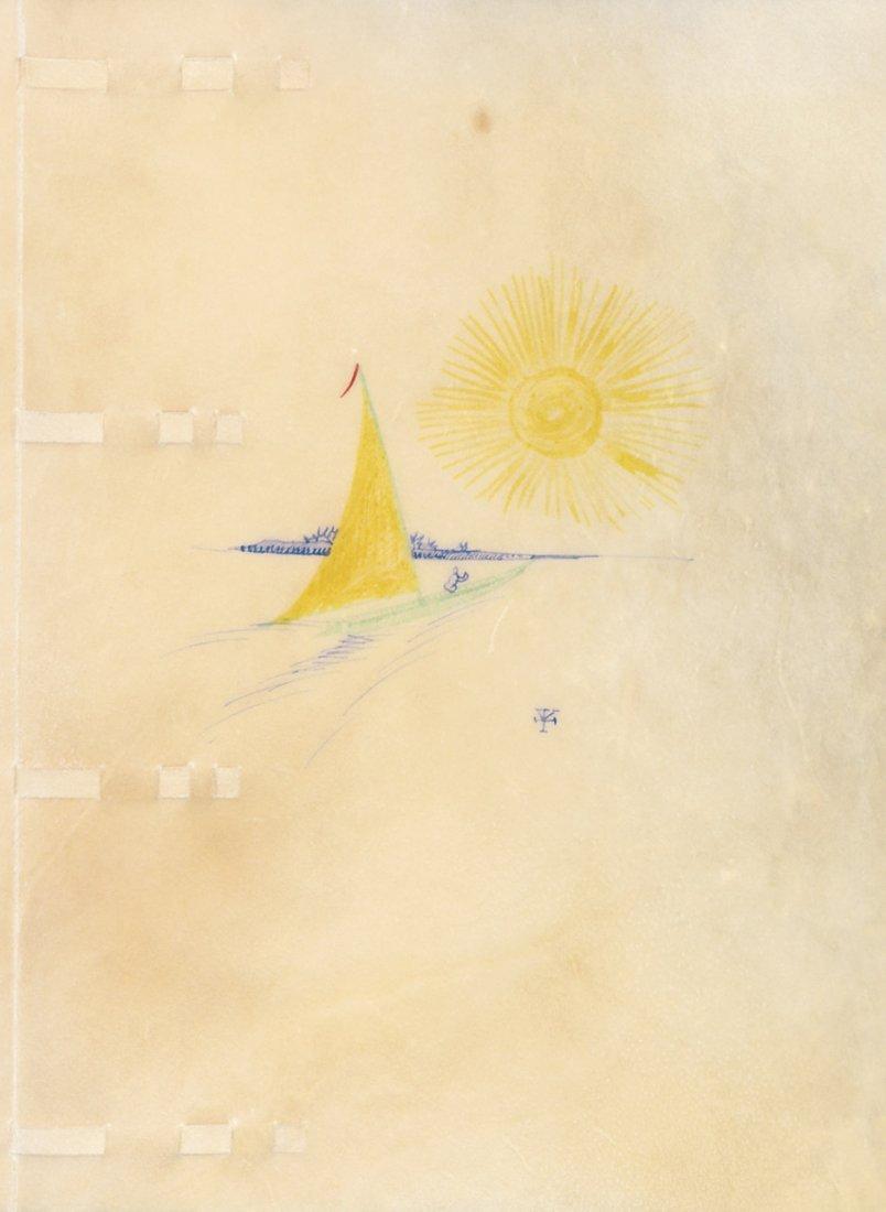 2590: Klabund: Li-Tai-Pe (Radierungen von Erich Glas)