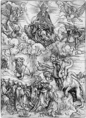 D�rer, Albrecht: Das Tier Mit Den Lammsh�rnern