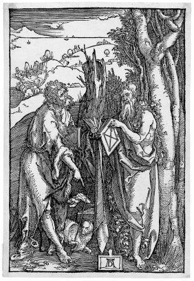 D�rer, Albrecht: Der Hl. Johannes D. T. Und Onoph