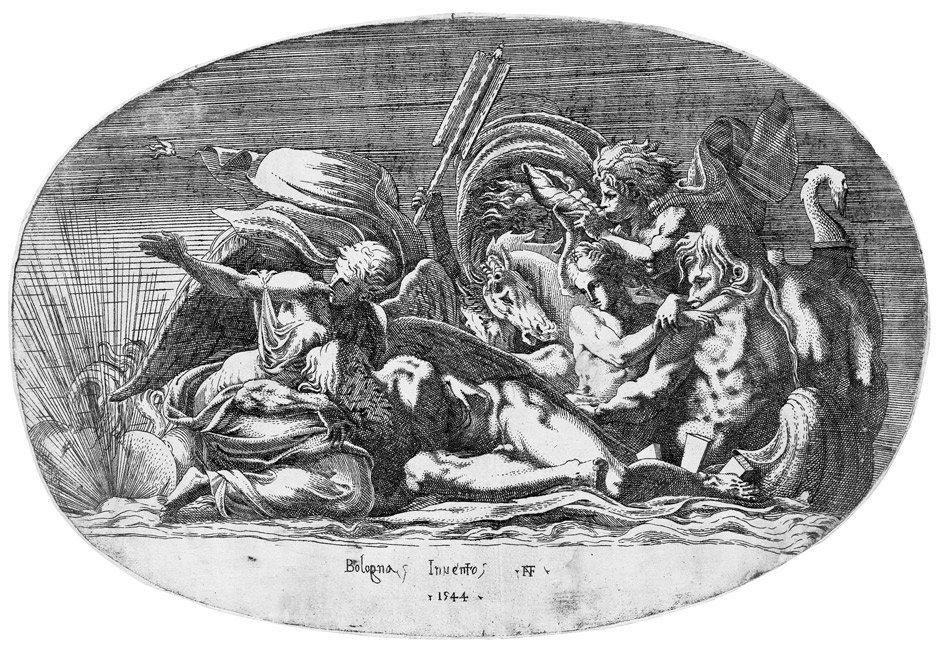 5089: Fantuzzi, Antonio: Flussgötter