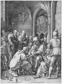 5106: Goltzius, Hendrick : Die Beschneidung Christi