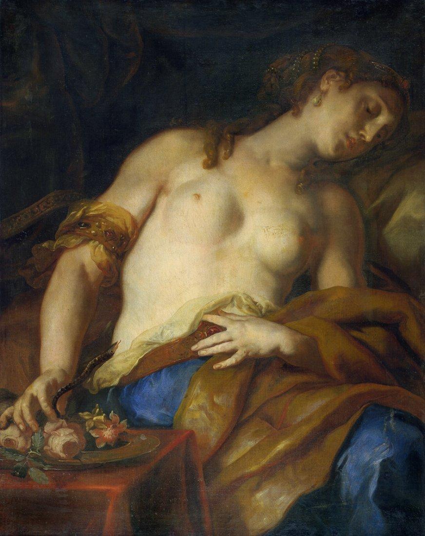 6045: Rottmayr, Johann Michael: Kleopatra