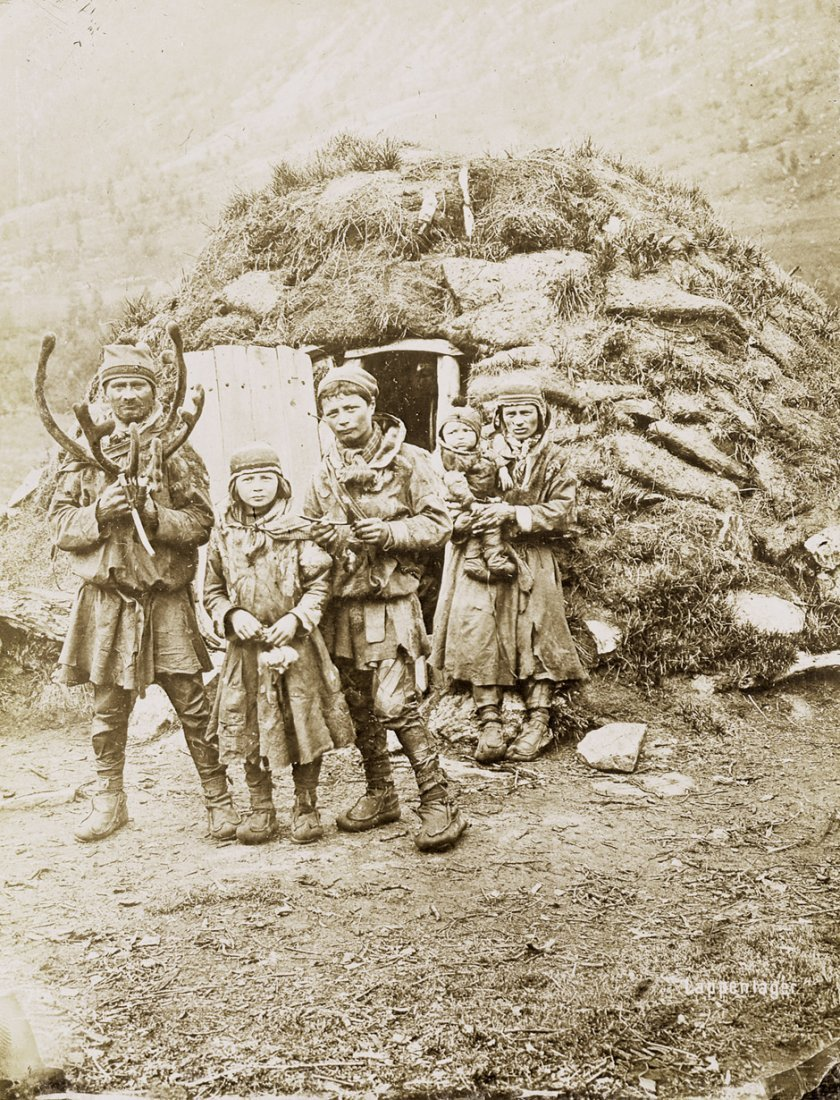 4003: Auguste Victoria Nordlandfahrt: Travel album Augu