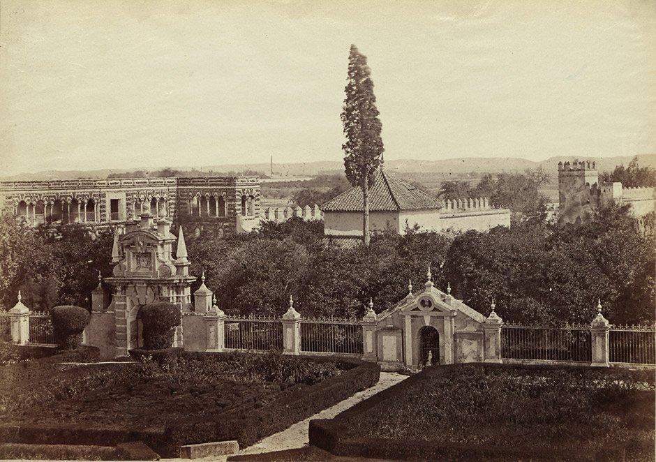 4013: Clifford, Charles: View of Sevilla