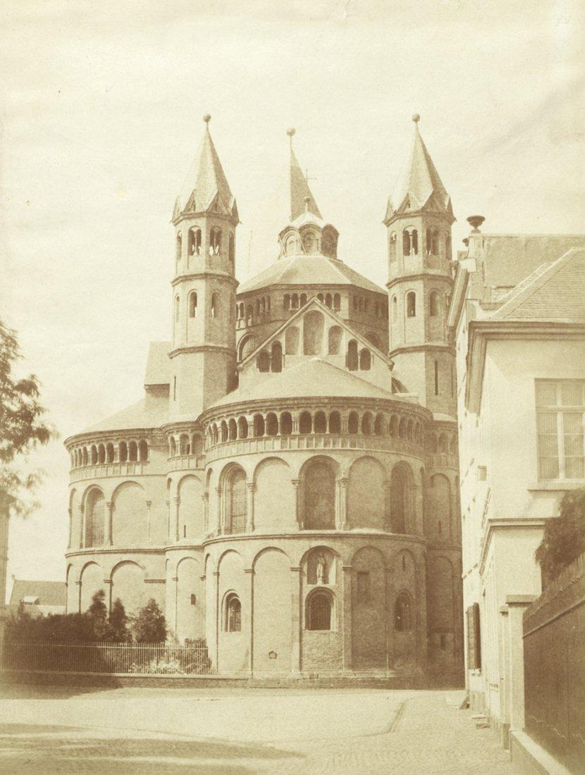 4018: Creifelds, Theodor: Views of Cologne churches