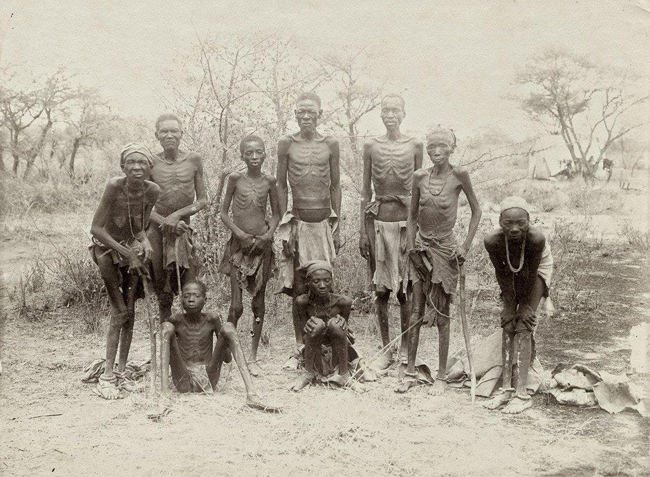 4020: Deutsch-Südwest Afrika/Herero Genocide: Views of