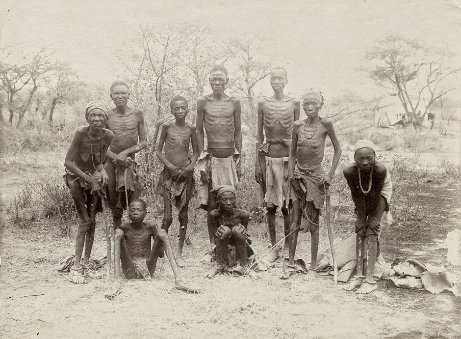 4020: Deutsch-Südwest Afrika/Herero Genocide: Views of