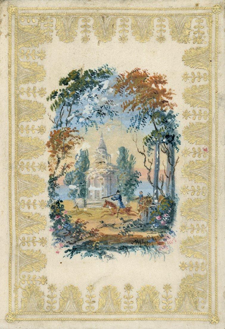 1901: Almanach des Dames : pour l'an 1818