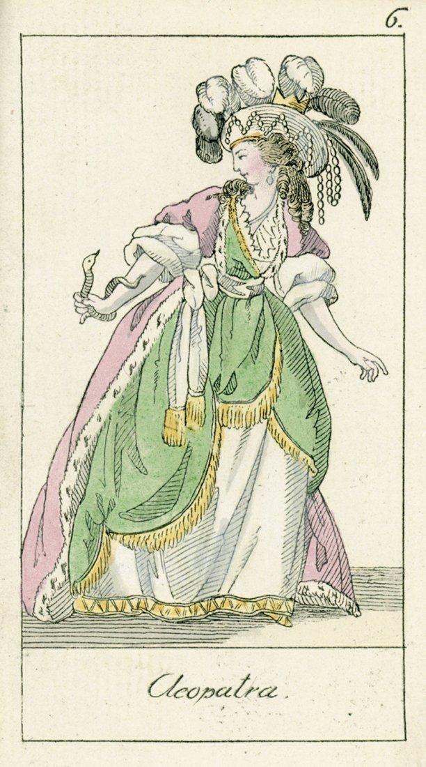 1906: Pandora : oder Kalender des Luxus für das Jahr 17