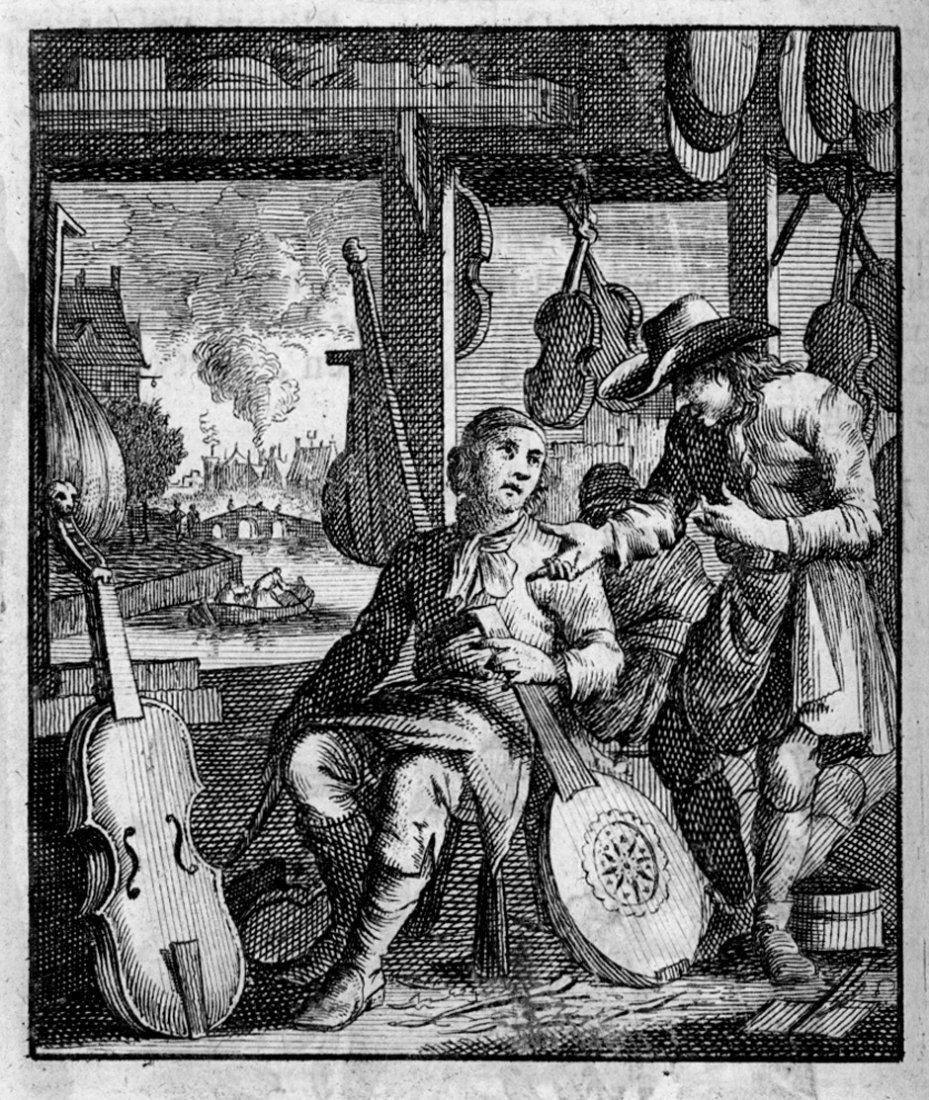 1912: Abraham à Sancta Clara: Iets voor allen. Amsterda