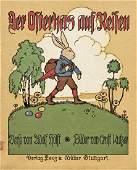 2521: Holst, Adolf: Der Osterhas auf Reisen.