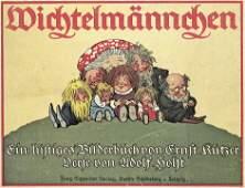 2523: Holst, Adolf: Wichtelmännchen