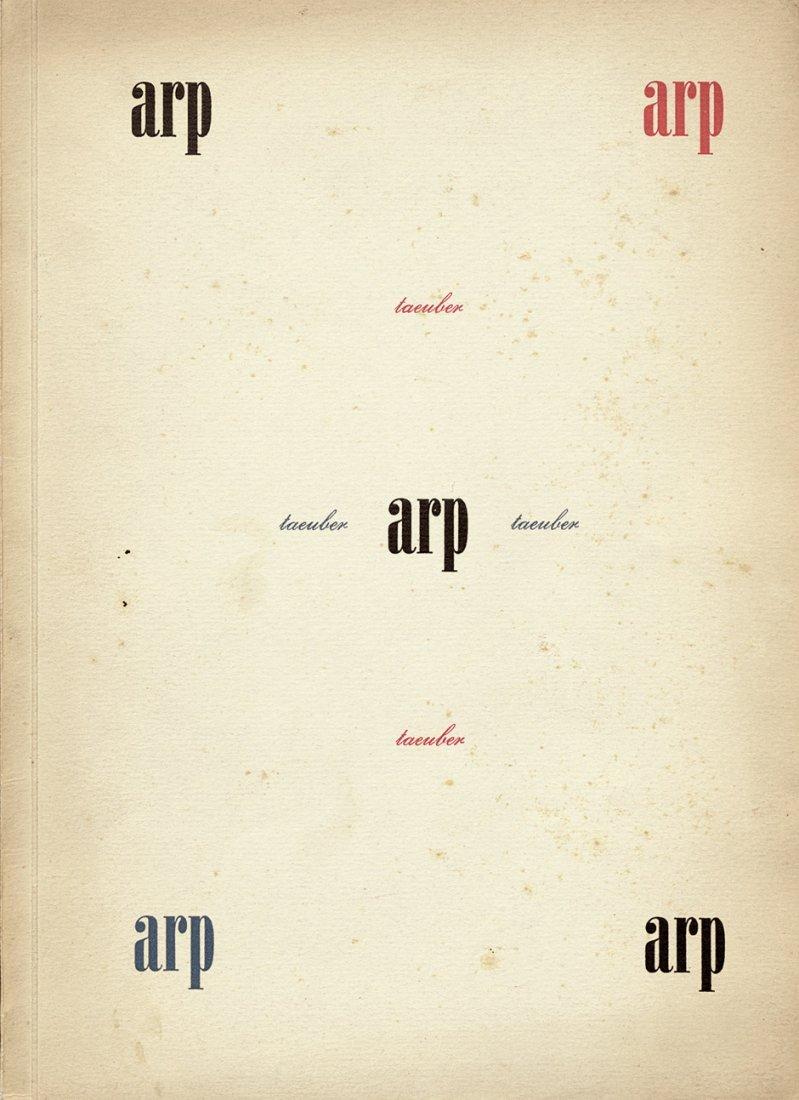 3008: Arp, Hans: Rire de Coquille.