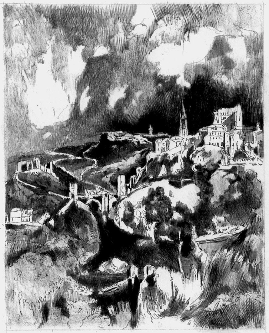 3019: Barrès, Maurice: Gréco ou le secret de Tolède