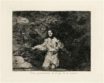 5249: Goya, Francisco de: Los Desastres de la Guerra