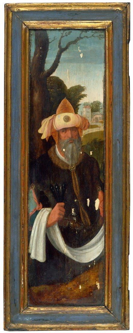 6000: Südliche Niederlande - um 1520-30: Josef von Arim