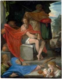 6012: Spranger, Bartholom�us: Ecce Homo