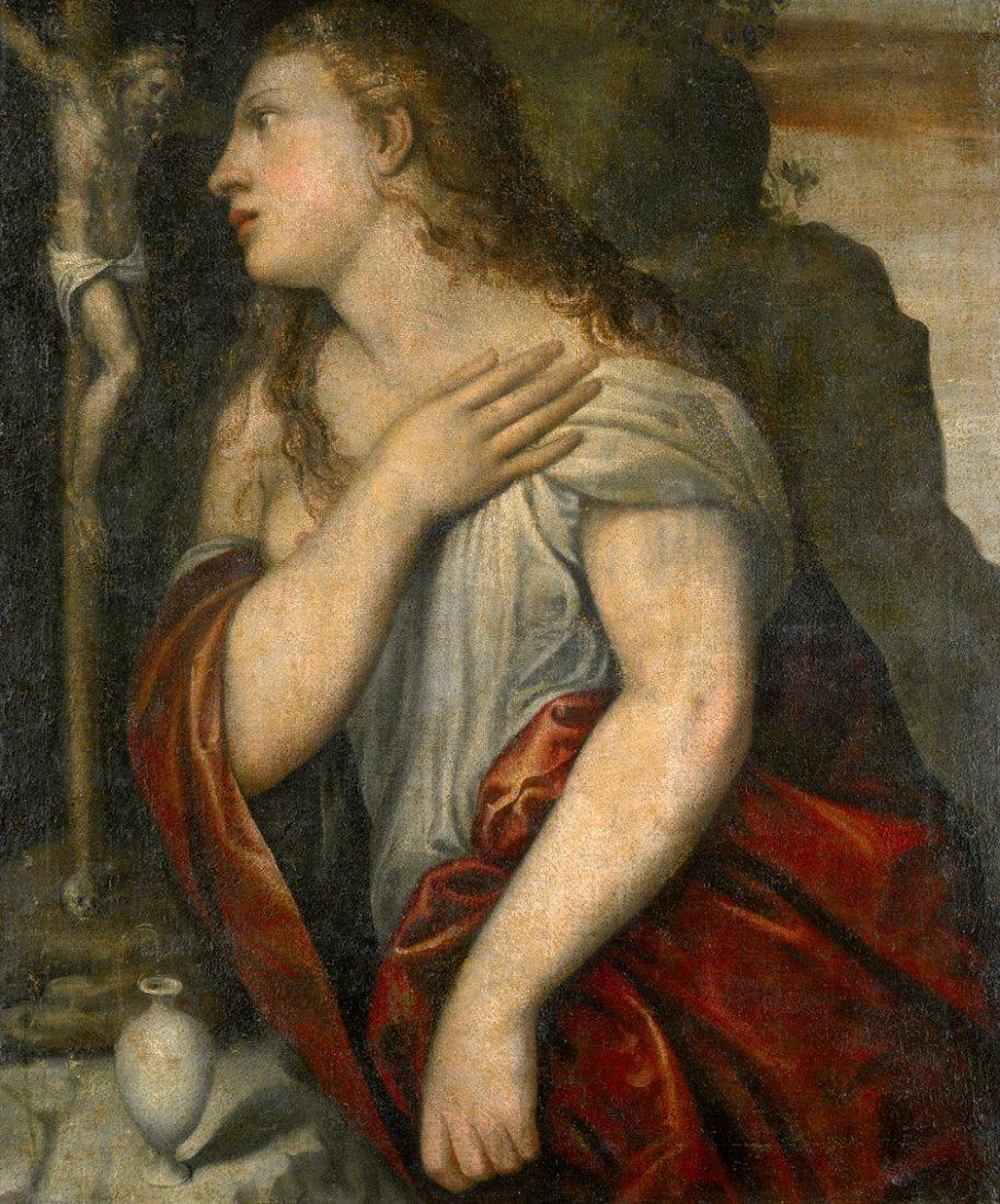 6015: Varotari, Alessando: Die hl. Maria Magdalena