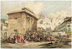 6490: Hildebrandt, Eduard von - nach: Der Largo di Cari