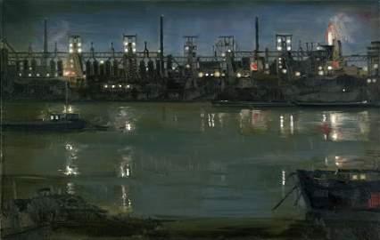 8345: Richter, Gerhard: Rheinhausen