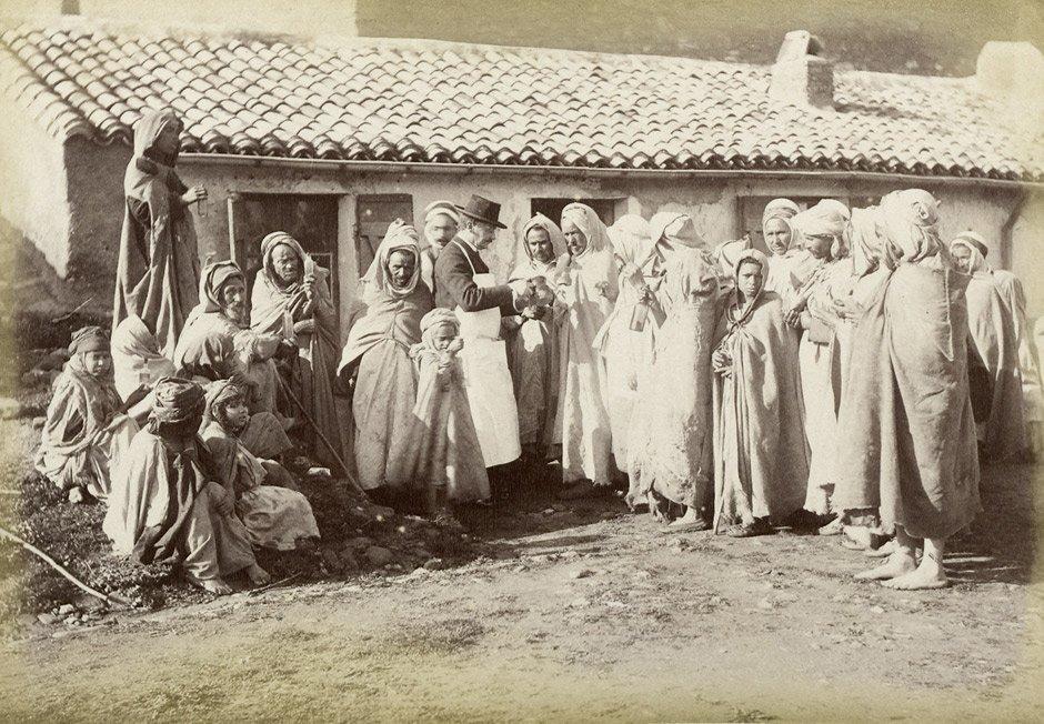 4007: Algeria / South Oranais: Views of landscapes and