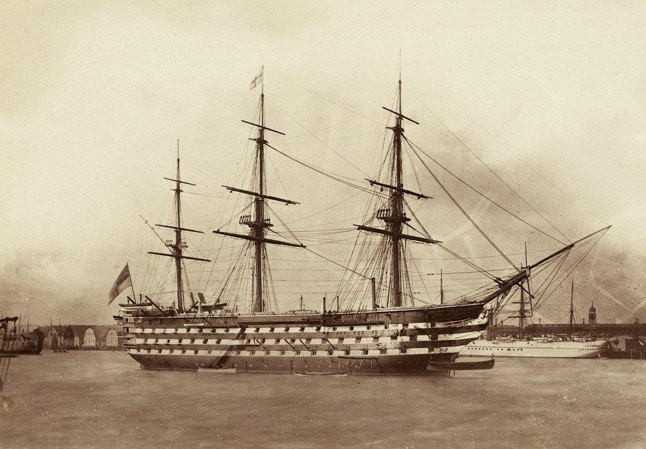4013: Battleships: HMS Iron Duke, Bristol and Duke of W