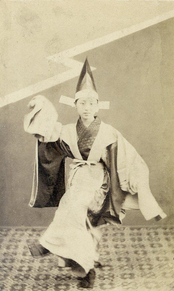4058: Japan: Portraits of Japanese Kabuki actors and ge - 2