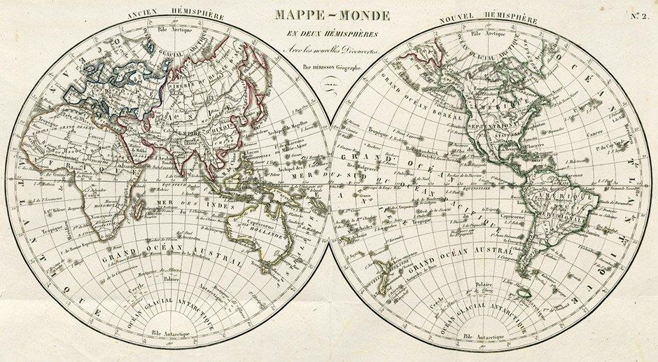 Hérisson, Eustache: Petit Atlas de toutes les parties d