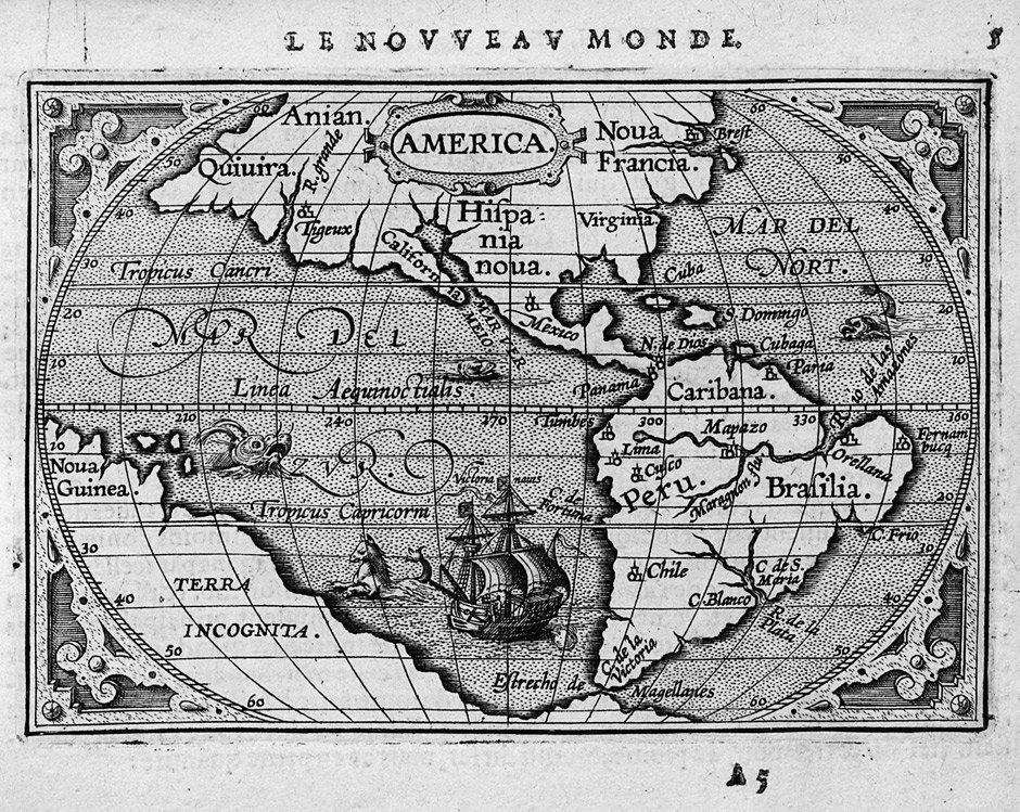 Ortelius, Abraham: L'Epitome du theatre de l'universe.