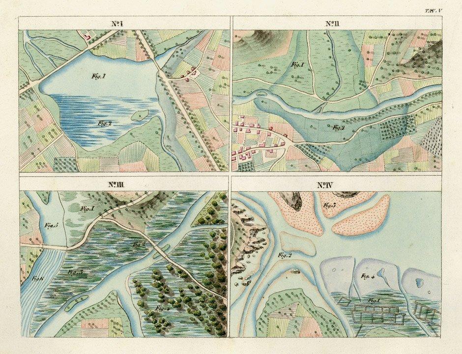 Perrot, A. M.: Modèles de topographie