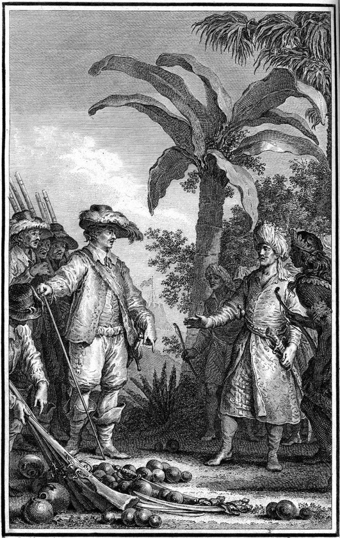 Raynal, Guillaume Thomas François: Histoire des deux In