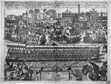 Franco, Giacomo: Die Ankunft der Dogaressa Morosina Mor