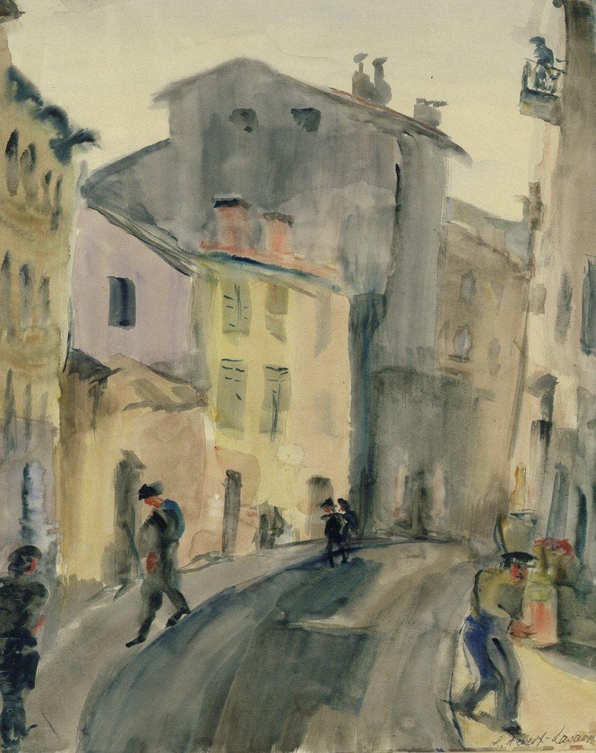 Albert-Lasard, Lou: Pariser Vorortstraße