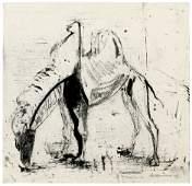 Hegenbarth, Josef: Kamel