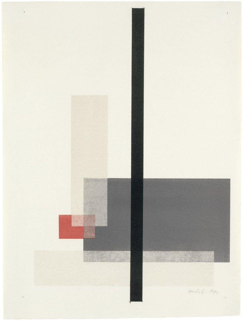 Moholy-Nagy, Laszlo: Konstruktivistische Komposition