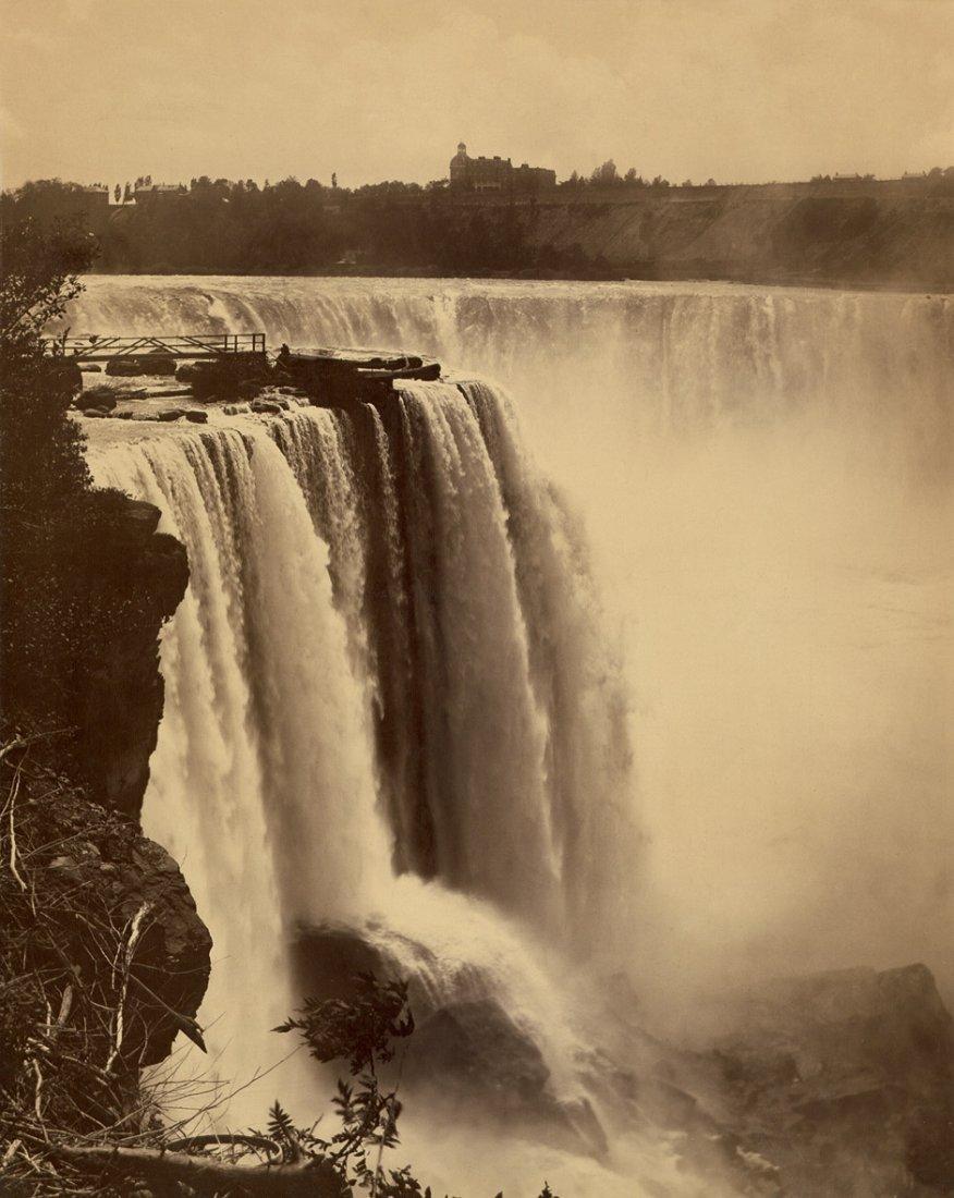 Barker, George: Niagara Falls