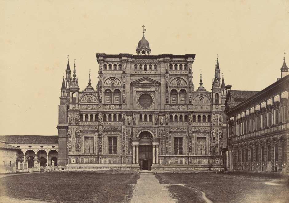 Bresolin, Domenico: La Certosa di Pavia