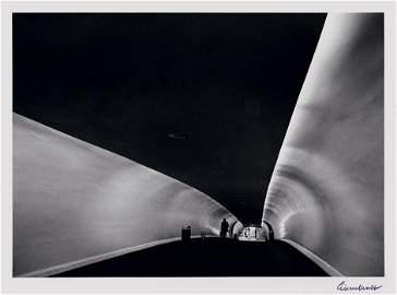 Eisenstaedt, Alfred: TWA Terminal, Kennedy Airport, New