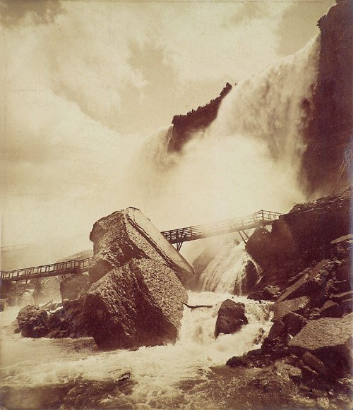 4012: Barker, George: Niagara Falls