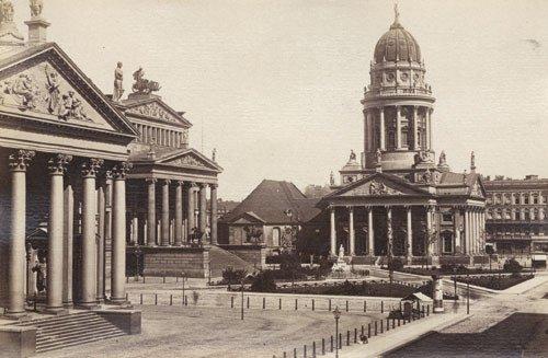 4014: Berlin: Views of Berlin and Potsdam